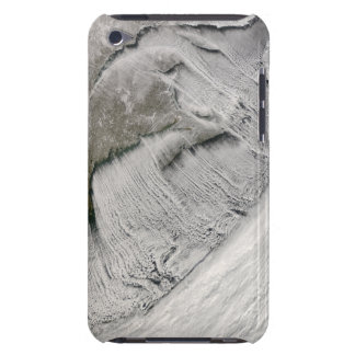 Cloud streets off New England and the Maritimes iPod Touch Case-Mate Case