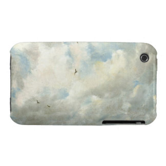 Cloud Study, 1821 (oil on paper laid down on board iPhone 3 Cases