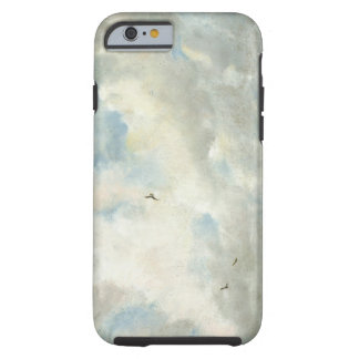 Cloud Study, 1821 (oil on paper laid down on board Tough iPhone 6 Case