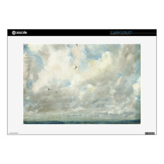 Cloud Study, 1821 (oil on paper laid down on board Laptop Decal