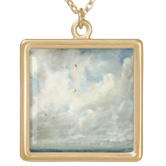 Cloud Study, 1821 (oil on paper laid down on board Necklaces
