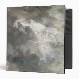 Cloud Study, 1821 (oil on paper laid down on paper Binder