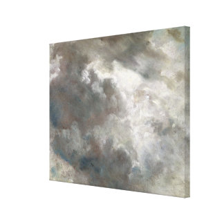 Cloud Study, 1821 (oil on paper laid down on paper Gallery Wrap Canvas