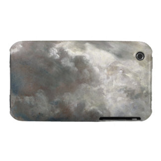 Cloud Study, 1821 (oil on paper laid down on paper iPhone 3 Cases