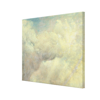 Cloud Study, c.1821 (oil on canvas) Gallery Wrap Canvas