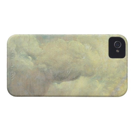 Cloud Study, c.1821 (oil on canvas) iPhone 4 Case-Mate Case
