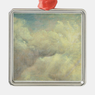 Cloud Study, c.1821 (oil on canvas) Metal Ornament