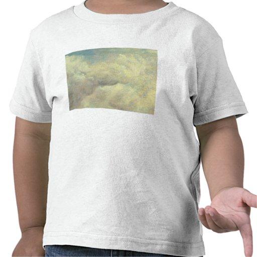 Cloud Study, c.1821 (oil on canvas) Shirt