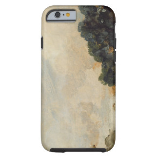 Cloud Study with Trees, 1821 (oil on paper laid do Tough iPhone 6 Case