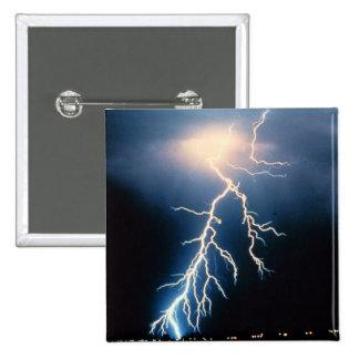 Cloud to Ground Lightning Pin
