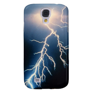 Cloud to Ground Lightning Galaxy S4 Cover