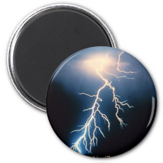 Cloud to Ground Lightning Magnets