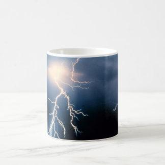 Cloud to Ground Lightning Mug