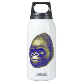 CLOUD TOP GORILLA THERMOS WATER BOTTLE