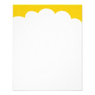 Cloud Tops - Amber Flyer