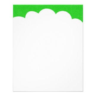 Cloud Tops - Green Flyer