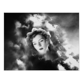 Cloud Vision - Poster