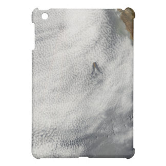 Cloud vortices and glory off Guadalupe Island Cover For The iPad Mini