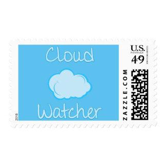 Cloud watcher postage