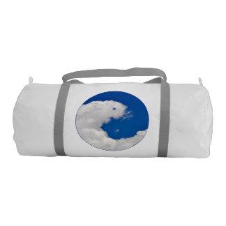 """""""Cloud Zen"""" Gym Duffel Bag"""