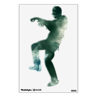 Cloud Zombie Wall Decal