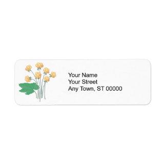 cloudberries label