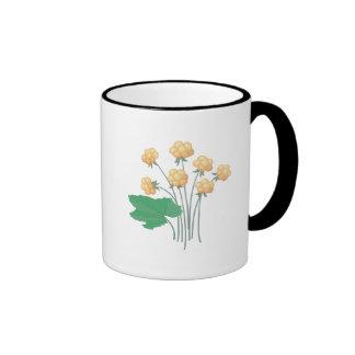cloudberries ringer coffee mug