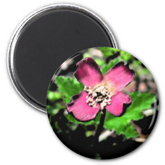 Cloudberry 2 Inch Round Magnet