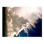 """Cloudburst"" Postcards"