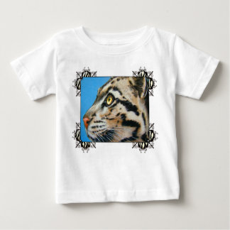 Clouded Leopard Baby T-Shirt