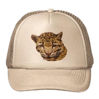 Clouded Leopard Trucker Hat