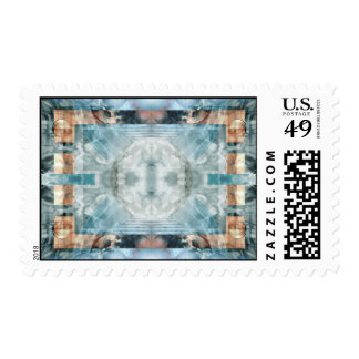 Clouded Perspective Stamp