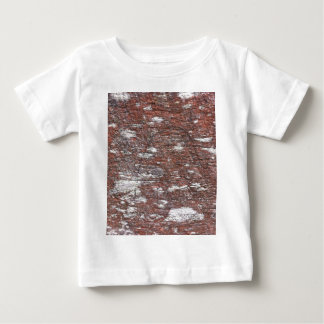 Clouded Red Gum Wood -- fluffy white clouds. Baby T-Shirt
