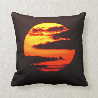Clouded Sun Pillow
