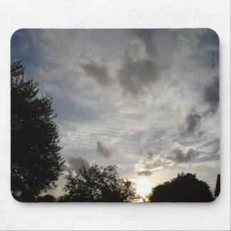 Clouds (03) - Stormy Skies Mouse Pad