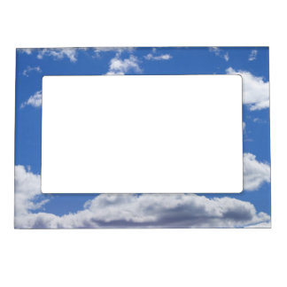Clouds 5x7 Magnetic Frame