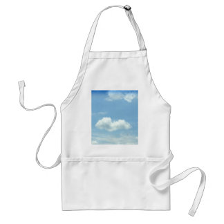 Clouds Adult Apron