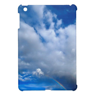 Clouds Afternoon Showers Zion Utah iPad Mini Cases