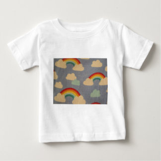 clouds and arc IRIS T Shirts