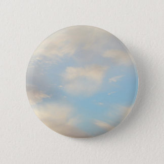 Clouds and Blue Sky Button