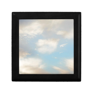 Clouds and Blue Sky Gift Box