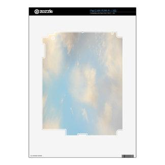 Clouds and Blue Sky iPad 2 Skin