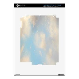 Clouds and Blue Sky iPad 3 Skin