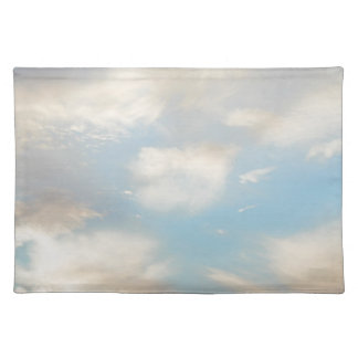 Clouds and Blue Sky Placemat