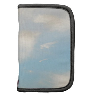 Clouds and Blue Sky Folio Planner