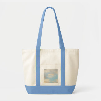 Clouds and Blue Sky Tote Bag