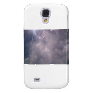 Clouds and Rays Samsung S4 Case