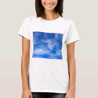 Clouds and sky are taking a picture T-Shirt