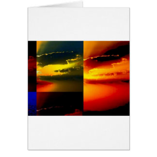 Clouds and Sky Greeting Card