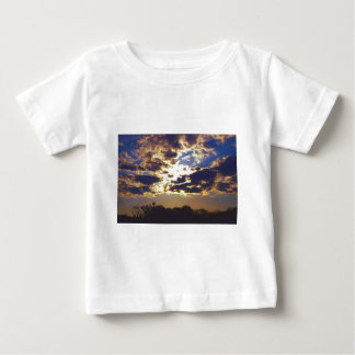 Clouds and Sun Baby T-Shirt